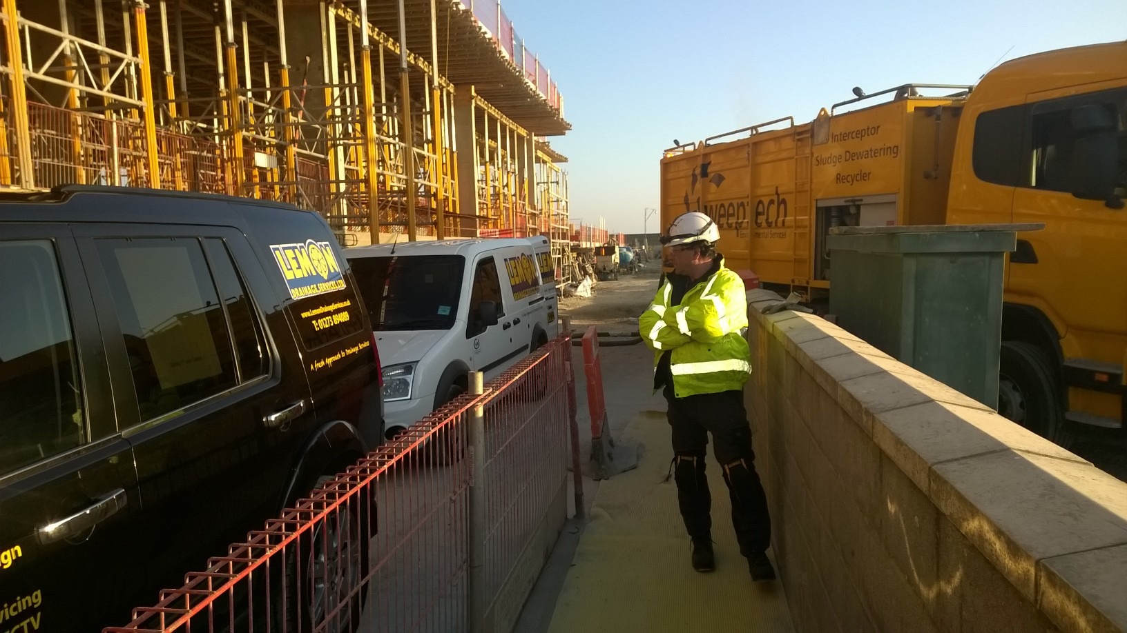 Safe Contractor and CHAS Accredited